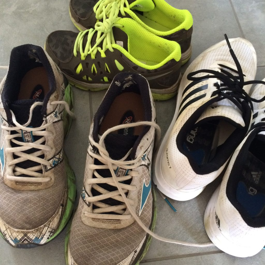Trainers, Running, Daughter, Son, Parkrun