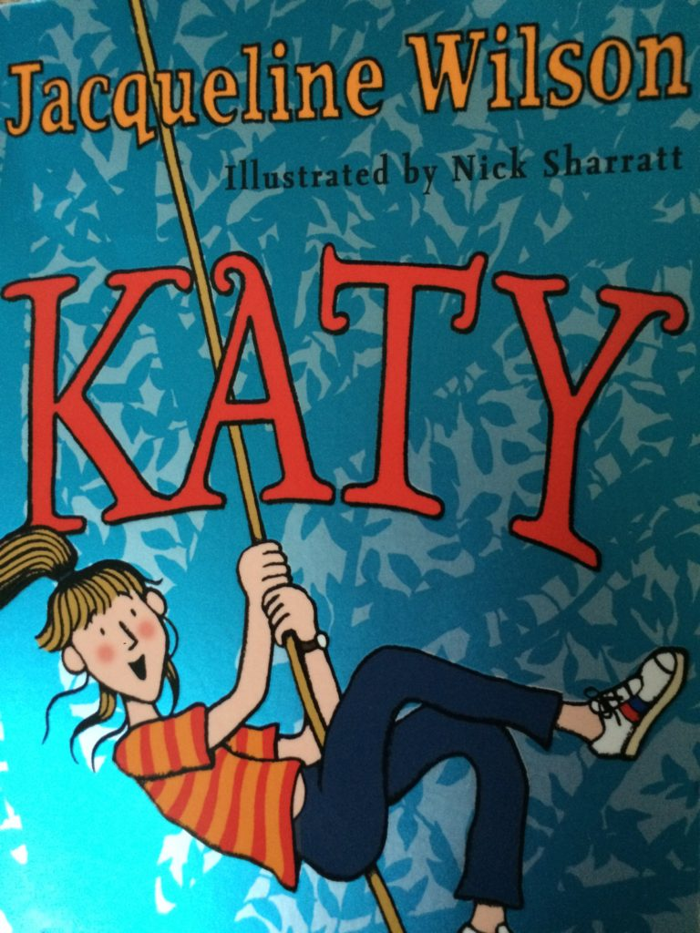 Katy, Katy by Jacqueline Wilson, Jacqueline Wilson, Book review,