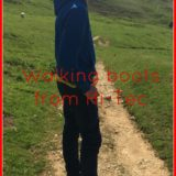 Going hiking with Hi-Tec walking boots