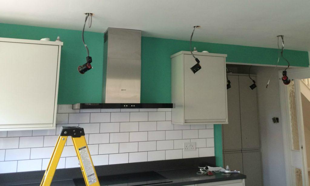 Kitchen, Electrician, 365, 366