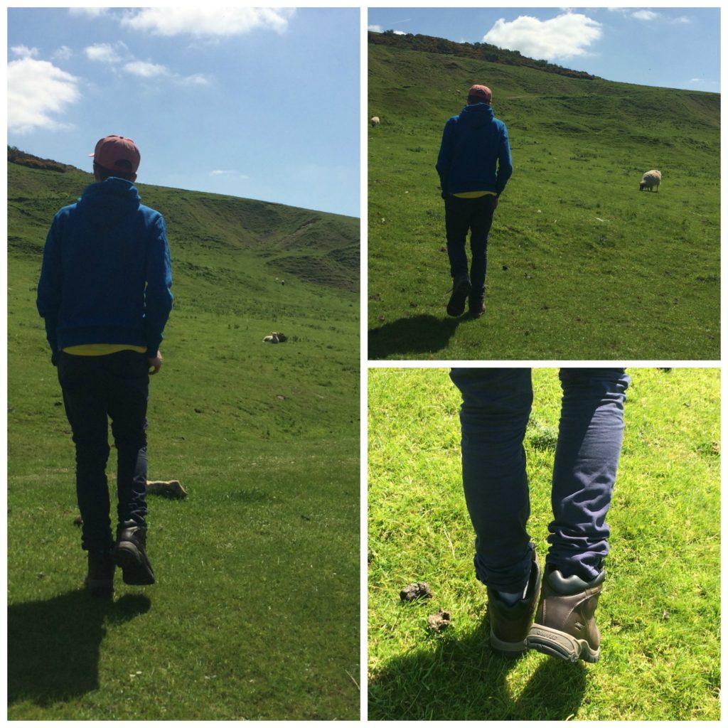 Hi-Tec, Review, Walking boots, Son