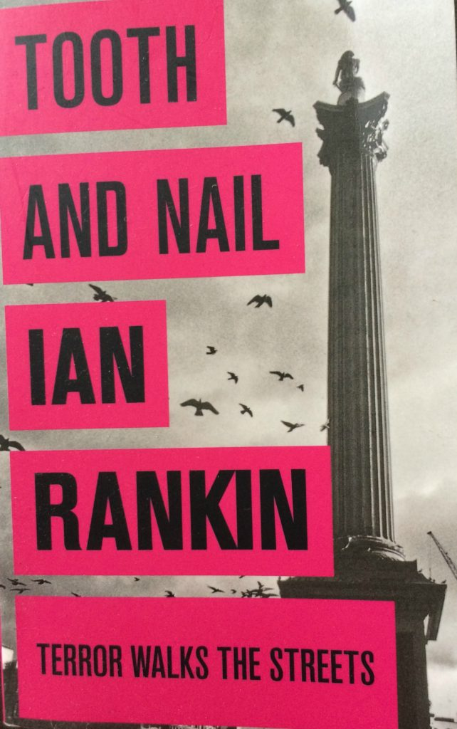 Tooth and Nail, Ian Rankin, Book review, Inspector Rebus