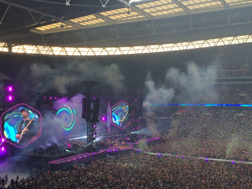 Coldplay, Wembley, Concert, 365, 366