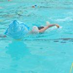 The fun swimming gala