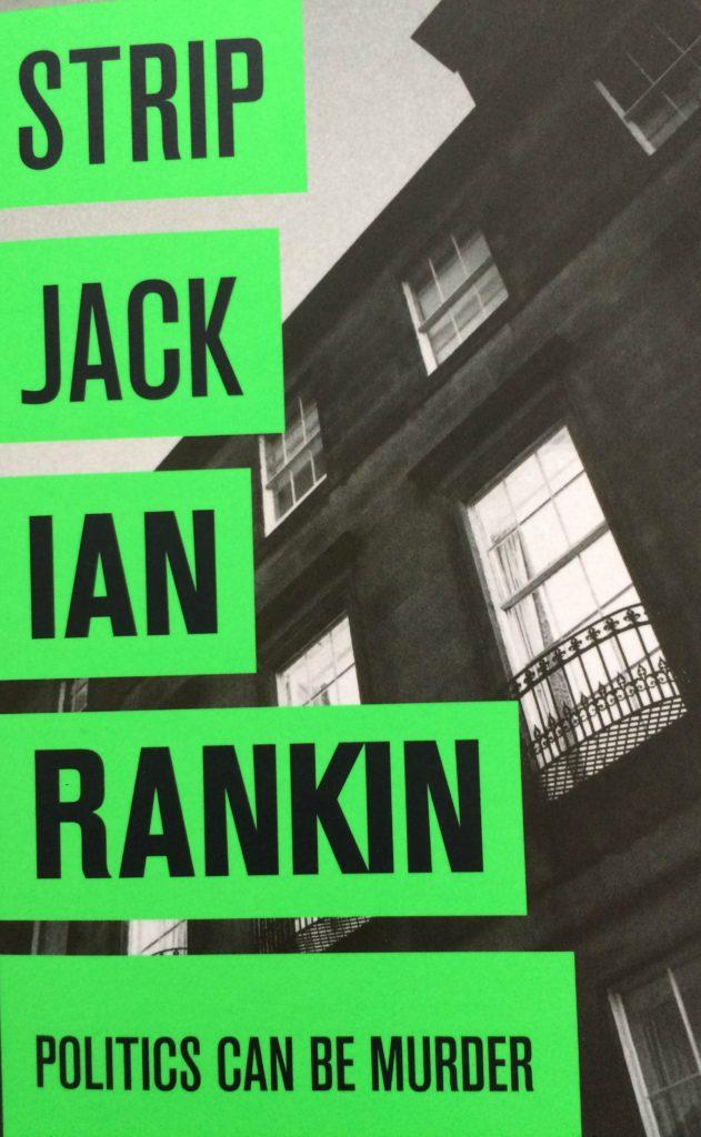 Strip Jack, Ian Rankin, Book review