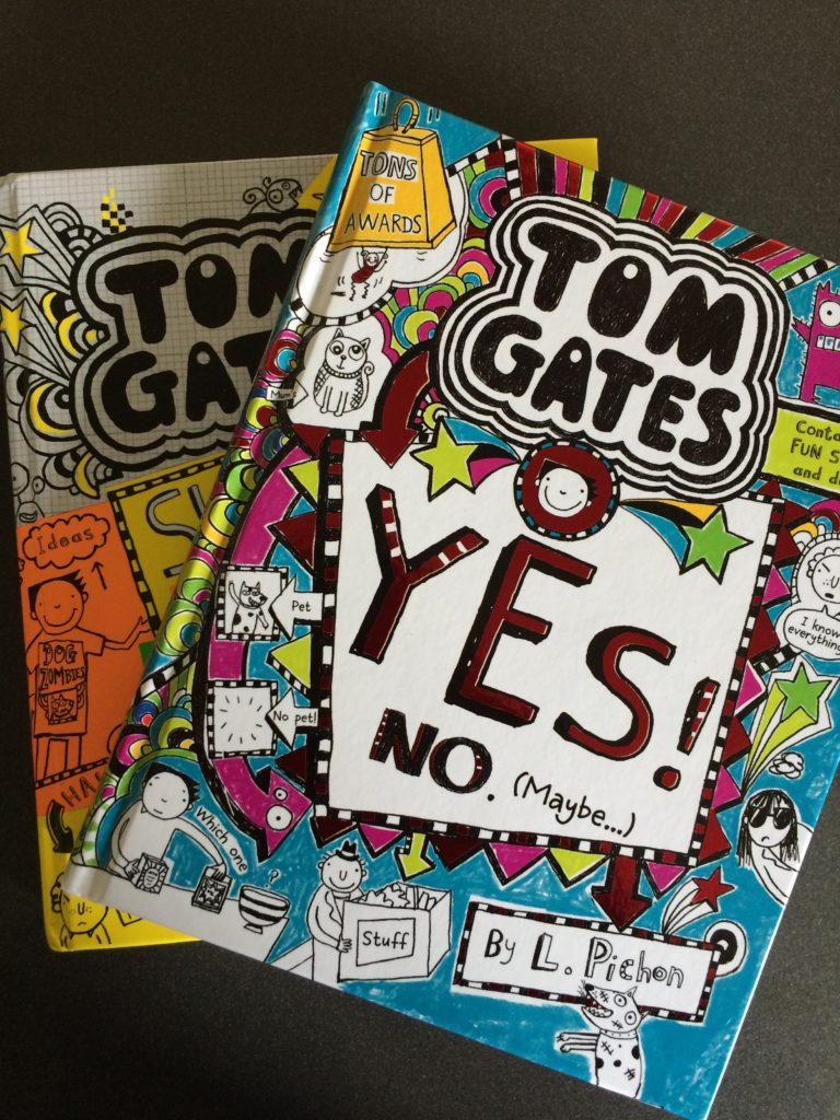 Tom Gates, Liz Pichon, Book reviews