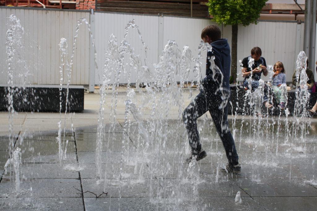 Bristol, Son, Fountains