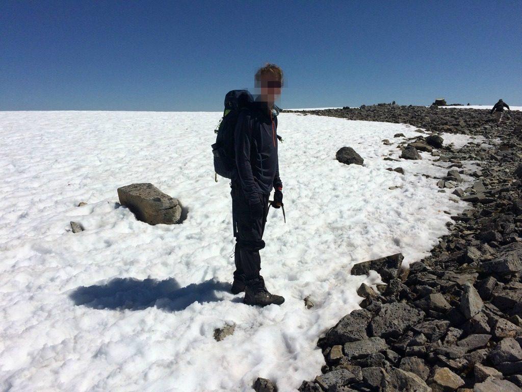 Ben Nevis, Mountain, Son, Hiking, Climbing