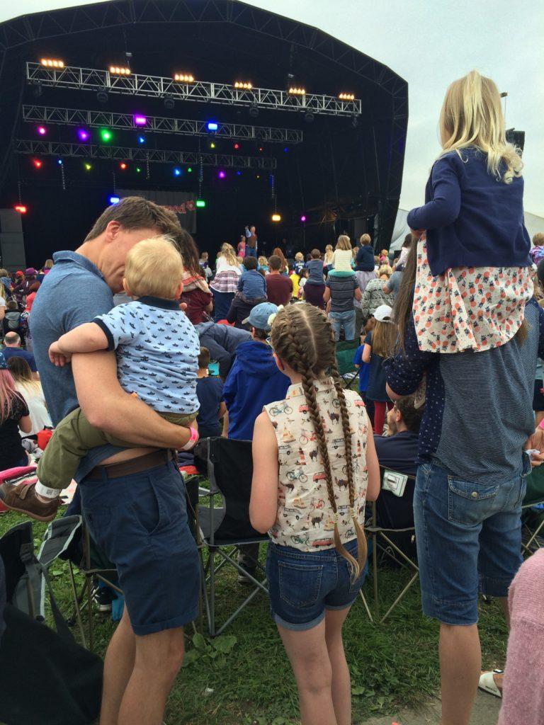 Wychwood Festival, Family, Cheltenham racecourse