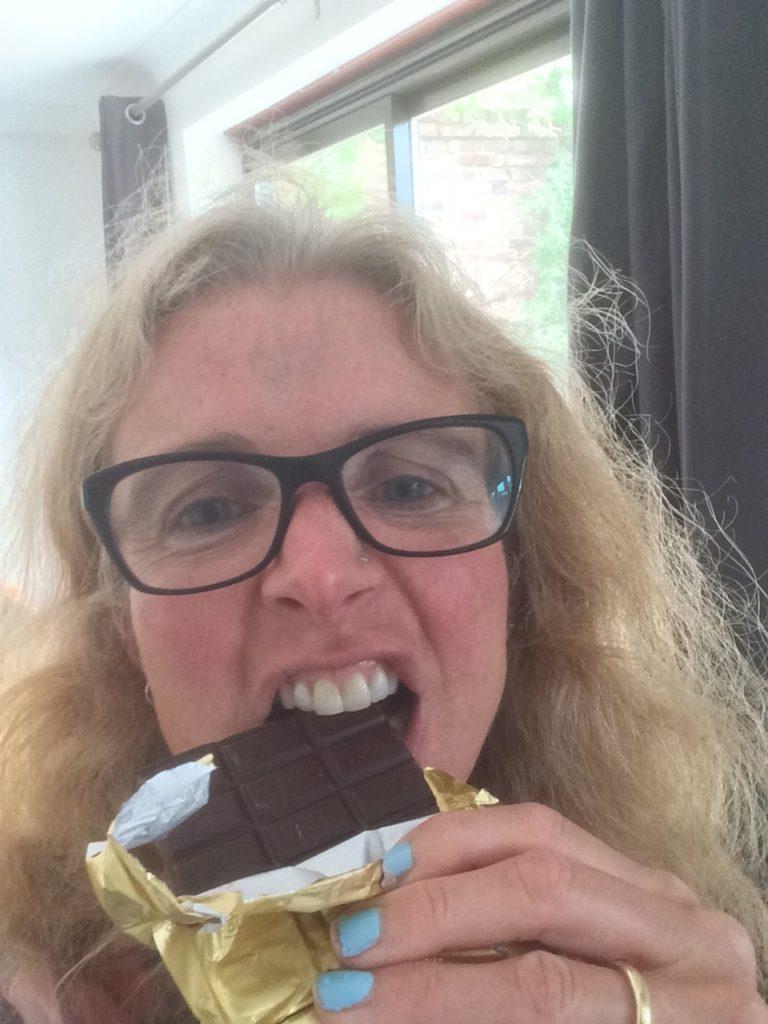 Chocolate, Selfie, 365, 366