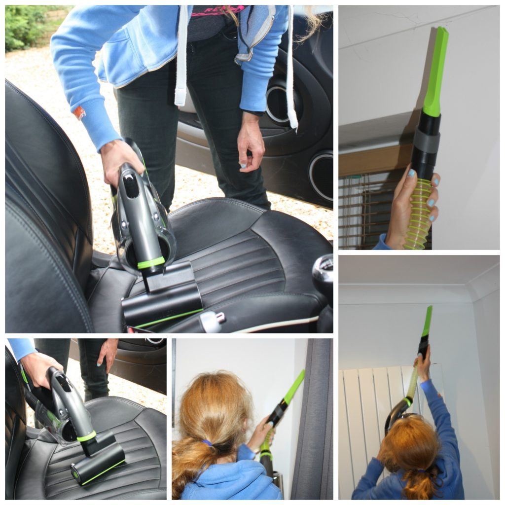 Gtech Multi, Vacuum cleaner, Review
