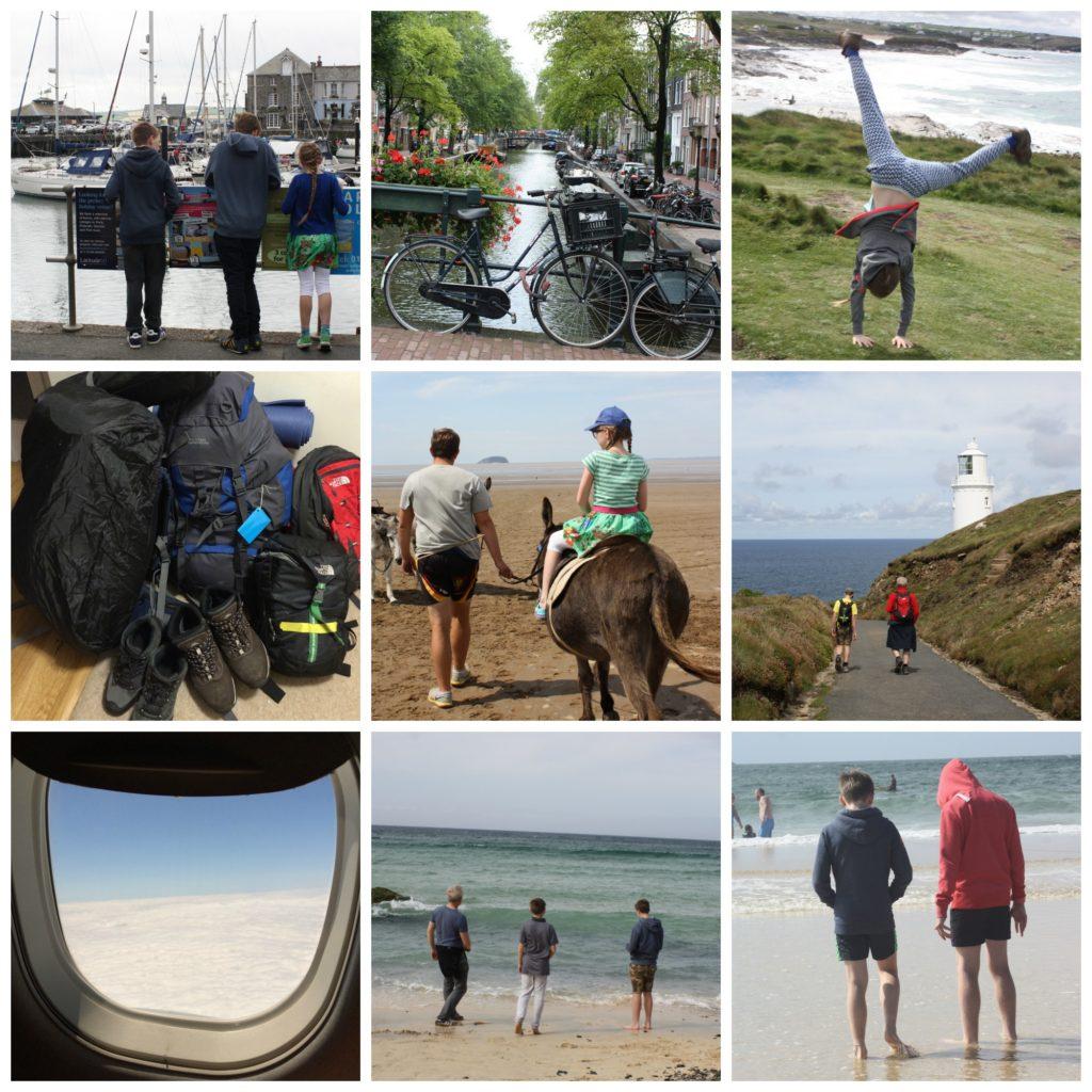 Holiday, UK holidays, Holidays abroad