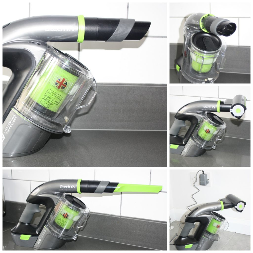 Gtech Multi, Review, Vacuum cleaner