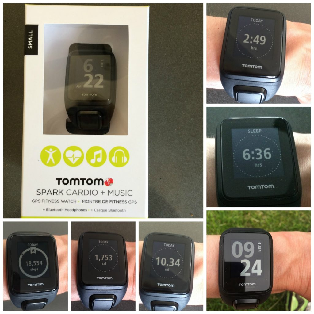 TomTom Spark Cardio & Music, Review, Fitness watch