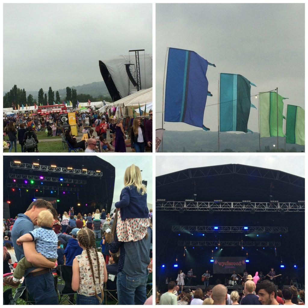 Wychwood Festival, Cheltenham racecourse