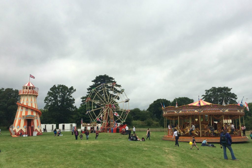 Chateau Impney Hill Climb, Funfair, 365, 366