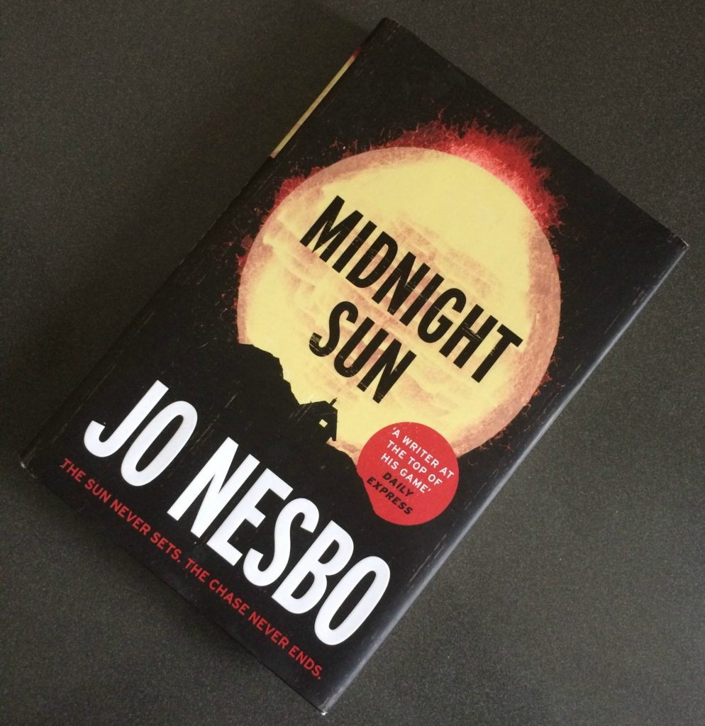 Midnight Sun, Jo Nesbo, Book review