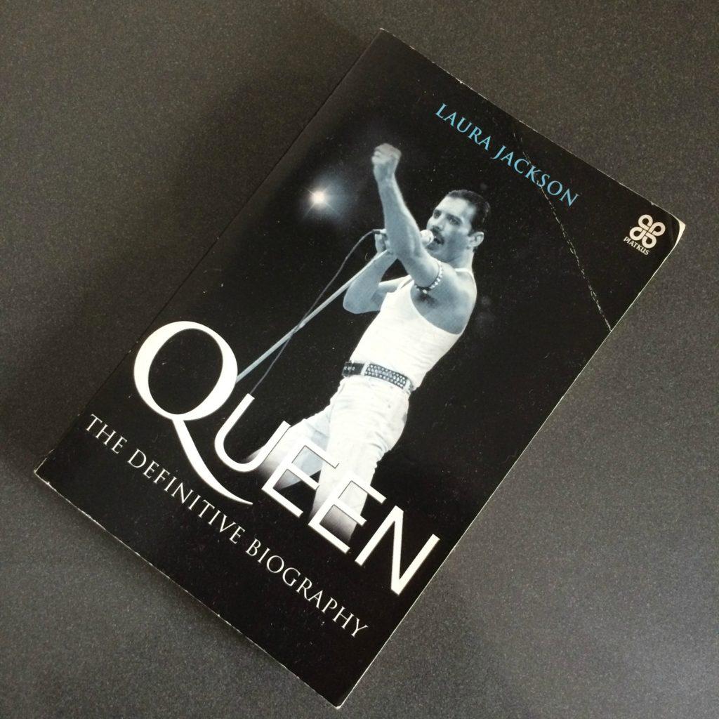 Queen, Queen biography, Book review, Laura Jackson