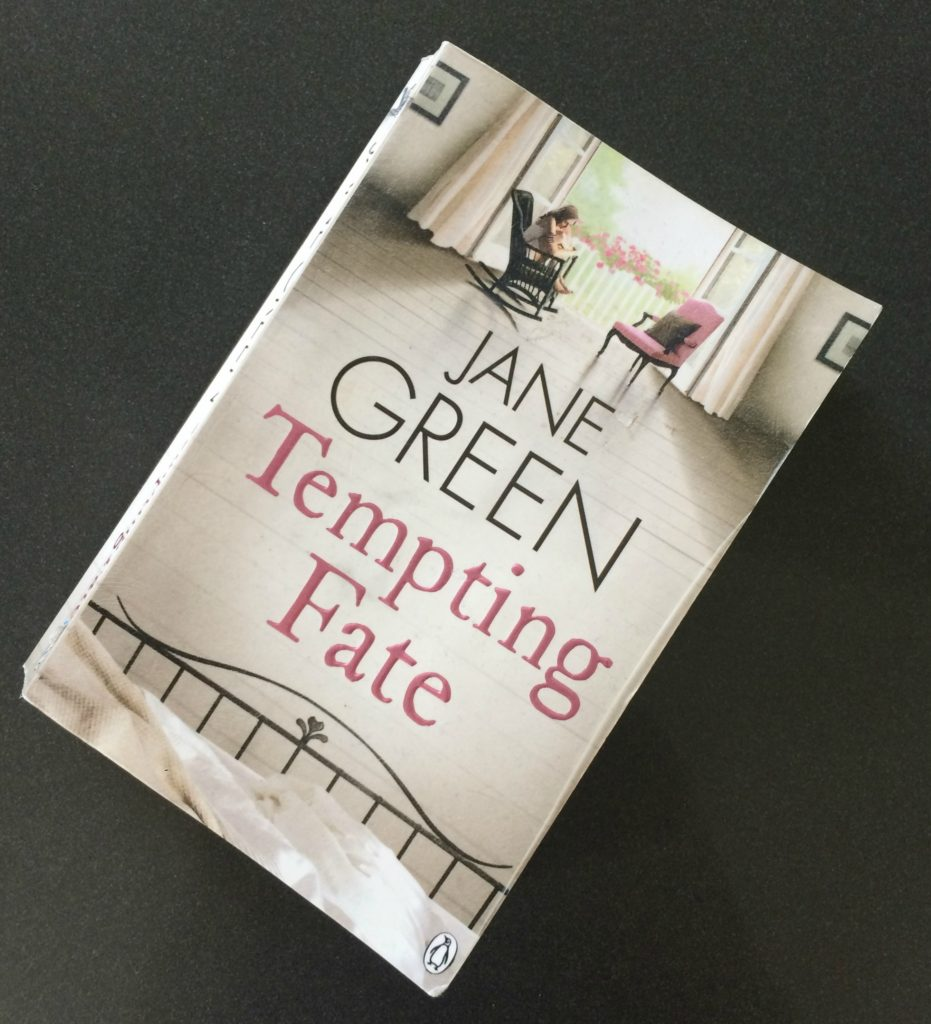 Jane Green, Tempting Fate, Tempting Fate by Jane Green, Book review