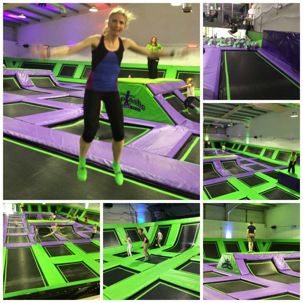 Jumptastic, Trampolining, Gloucester, Review