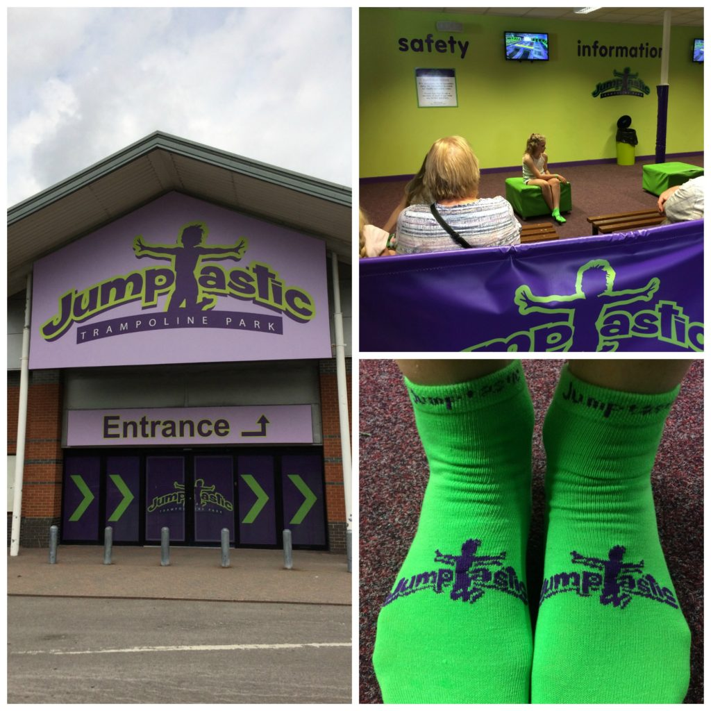 Jumptastic, Gloucester, Trampolining, Review