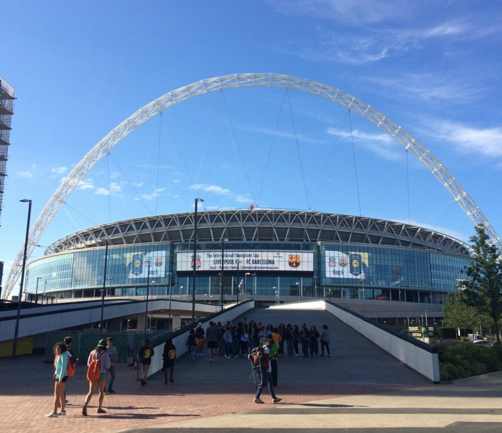 Wembley Stadium, Hotel, London