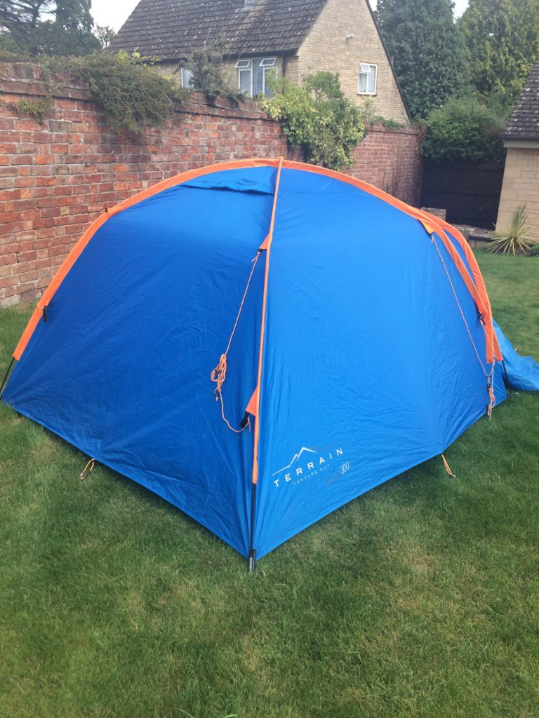 Tent, Garden, Sleepover, 365, 366
