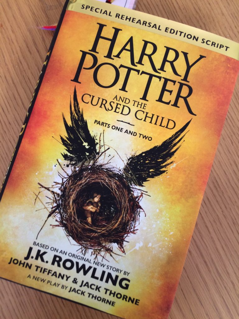 Harry Potter, Harry Potter and the Cursed Child, 365, 366