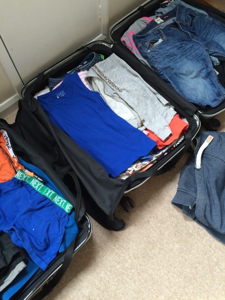Packing, Holiday, Padstow, 365, 366