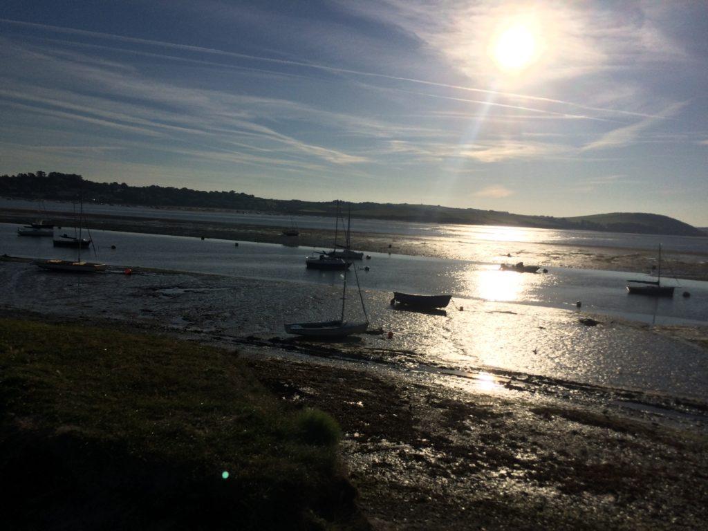 Padstow, Cornwall, Holiday, Estuary, Silent Sunday, My Sunday Photo