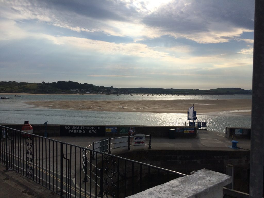 Padstow, Camel Estuary, Cornwall, Holiday