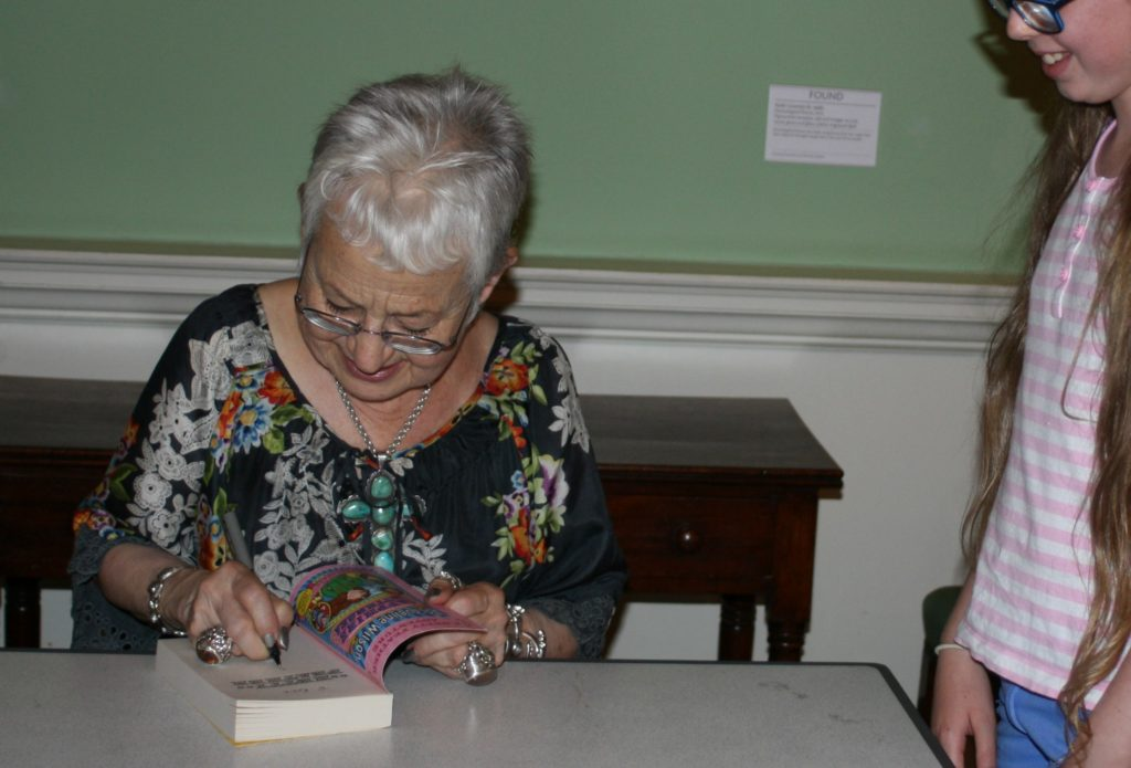 Jacqueline Wilson, The Foundling Museum