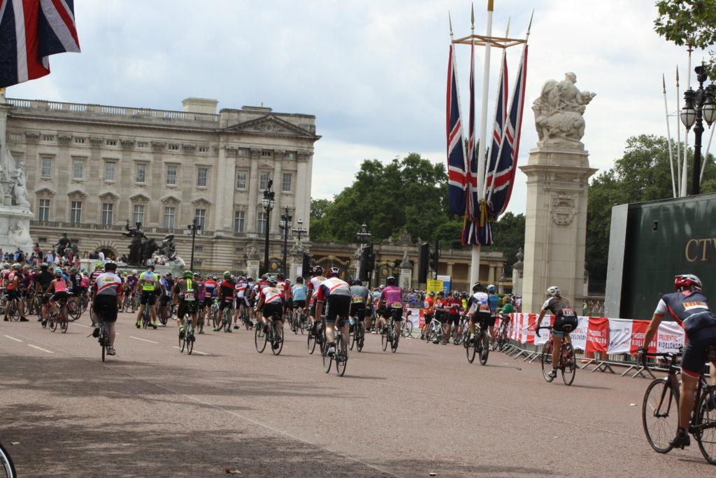 Silent Sunday, My Sunday Photo, Buckingham Palace, Ride London