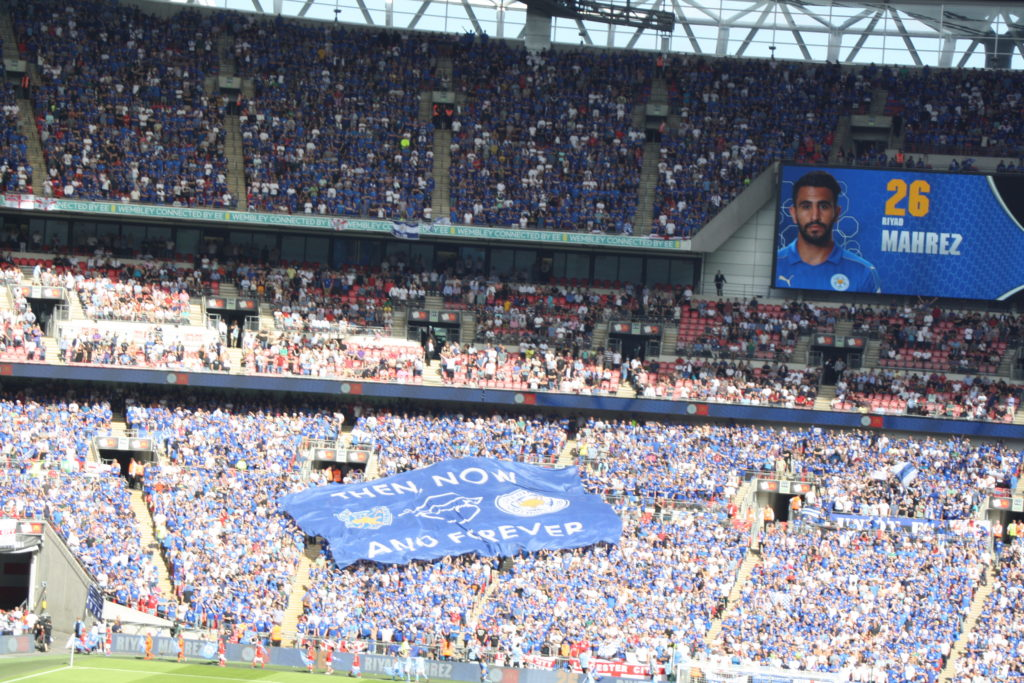 Leicester City, Wembley Stadium, Community Shield, 365, 366