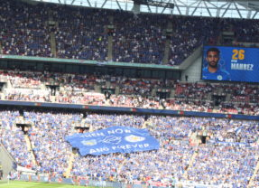 Leicester City, the Community Shield and the late 70th birthday present
