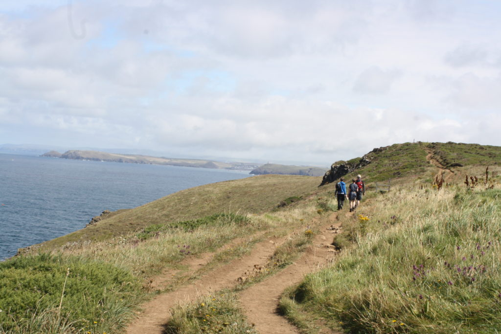 Cornwall, Holiday, South West Coast Path