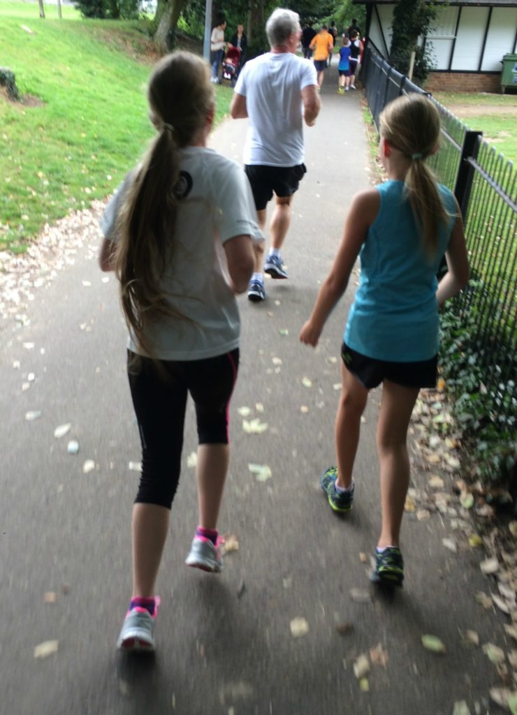 Daughter, Friend, Parkrun, 365, 366