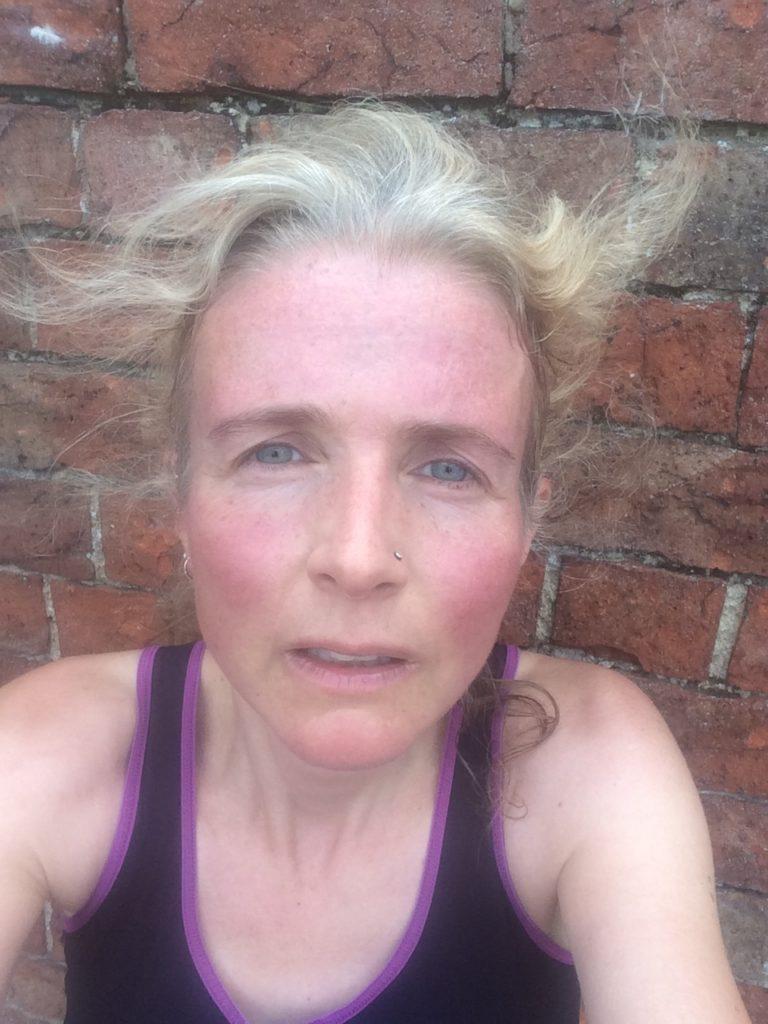 Running, Selfie, Training, Half marathon, 365, 366