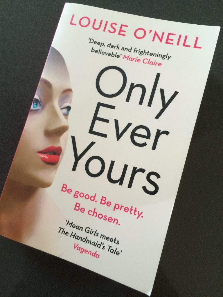Only Ever Yours, Book review, Louise O'Neill
