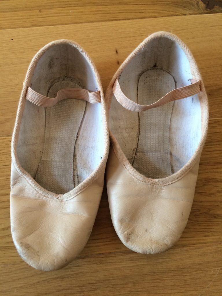 Ballet shoes, Daughter, Activities