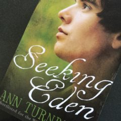 Books for Young Adults – Seeking Eden and The Bubble Wrap Boy