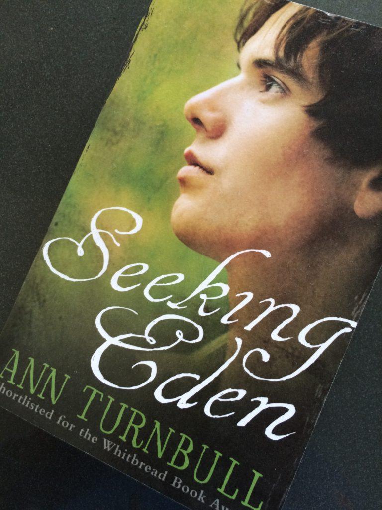 Book reviews, Seeking Eden, Ann Turnbull, YA fiction
