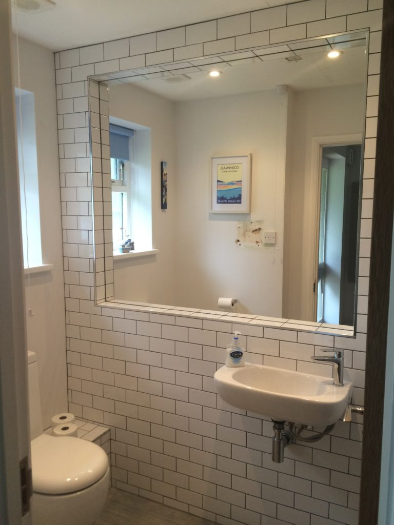 Toilet, Home, Renovations, 365, 366, Bathroom