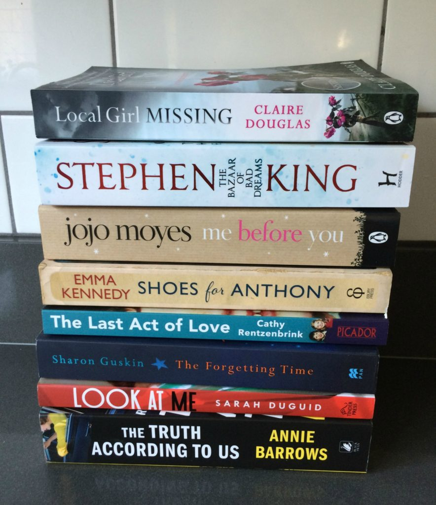 Books, Birthday, 365, 366