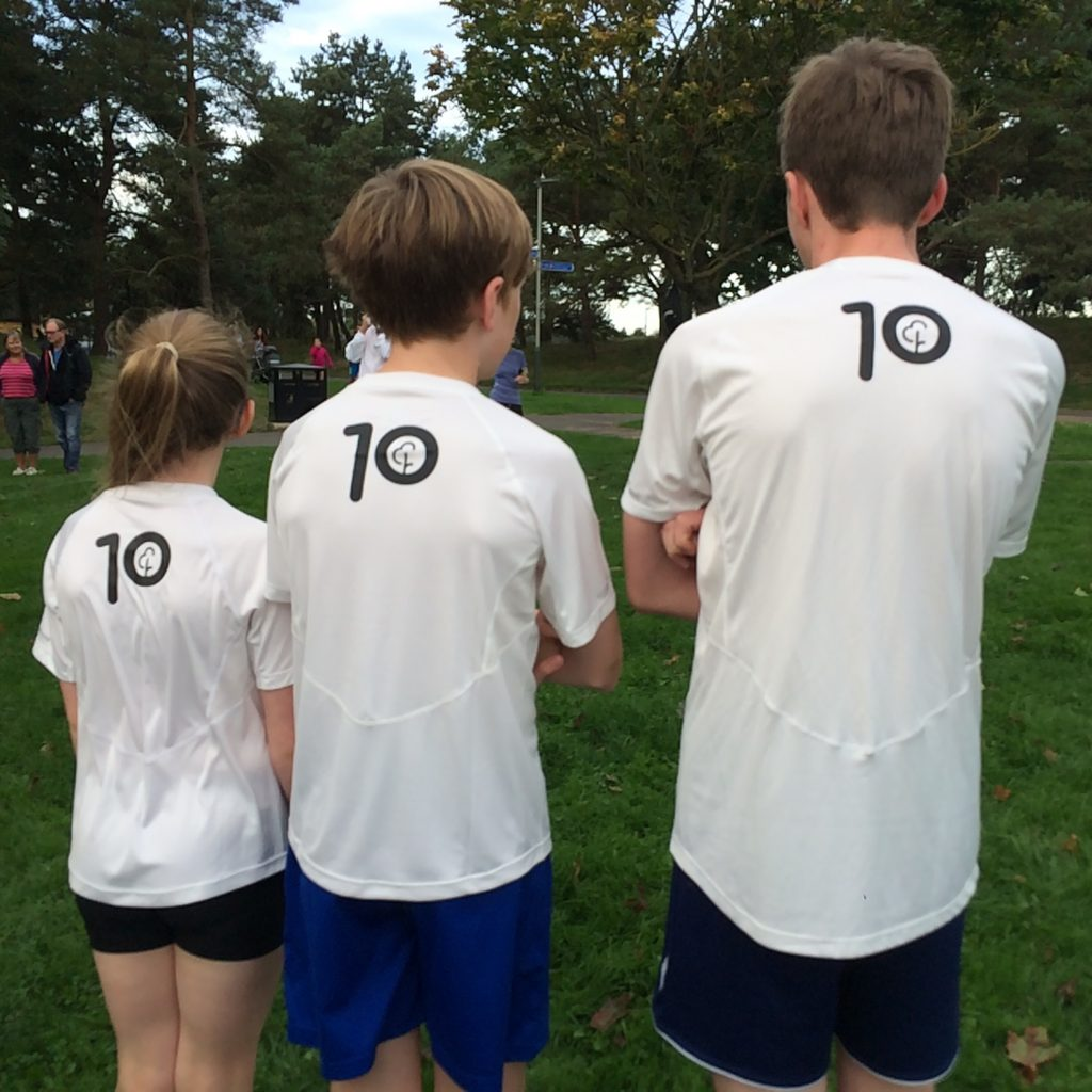 Parkrun, Kids, Sons, Daughter