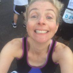 Cheltenham half marathon – last minute blip
