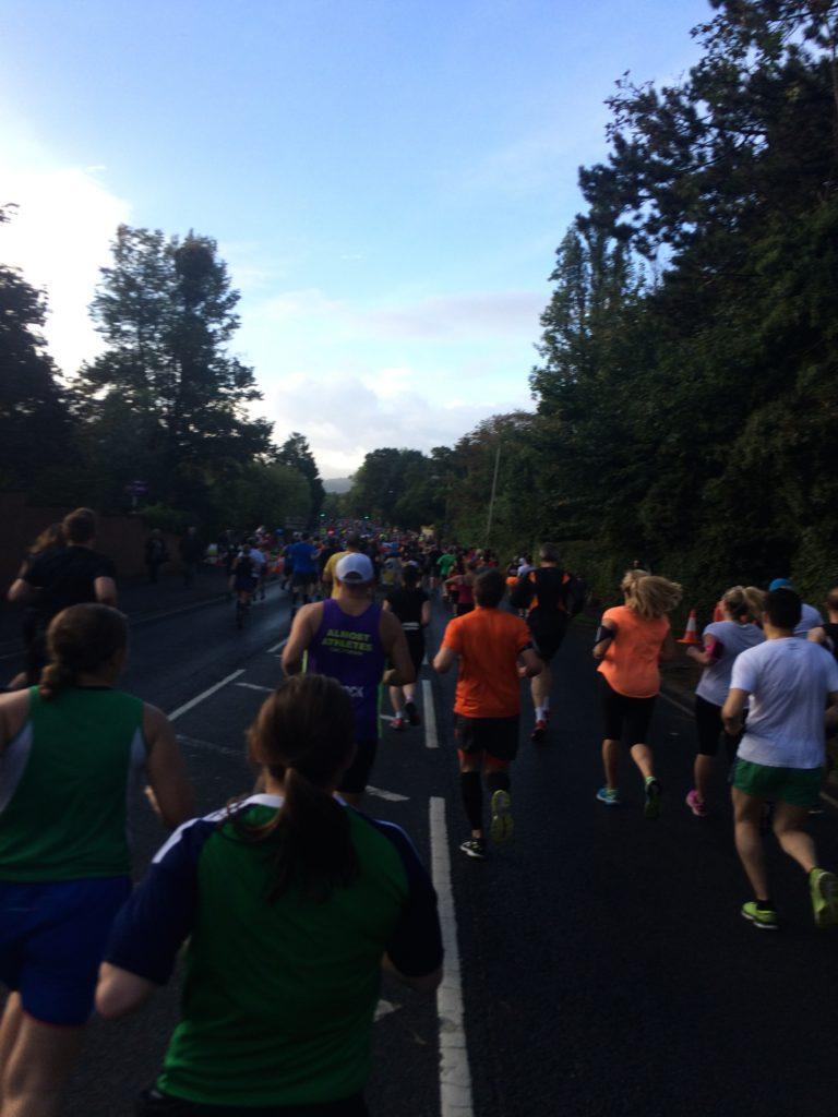 Half marathon, Cheltenham half marathon, Runners