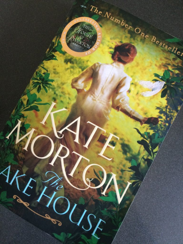 The Lake House, Book review, Kate Morton