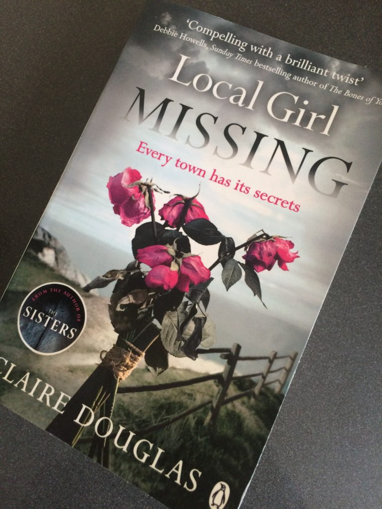 Local Girl Missing, Book review, Claire Douglas