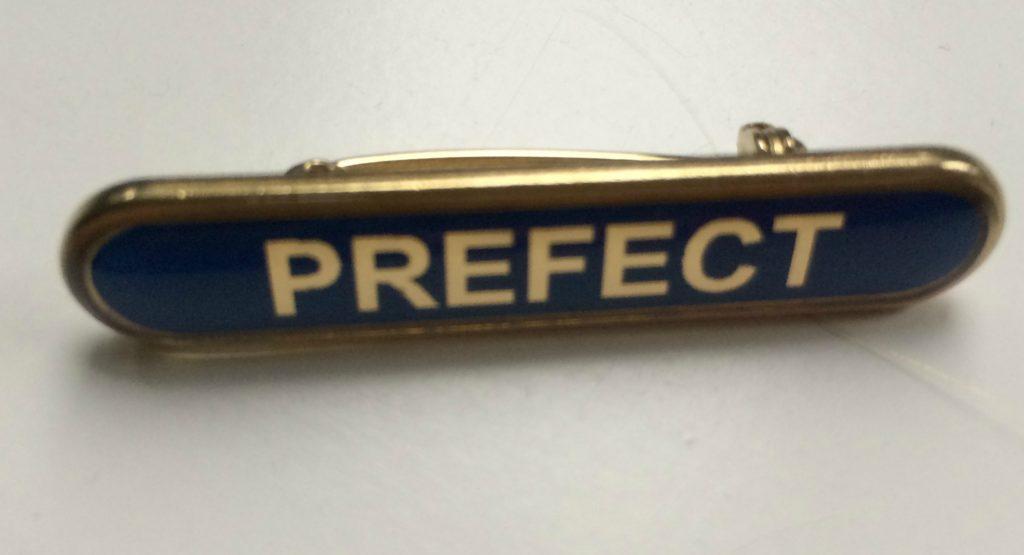 Prefect, Son, Daughter, School